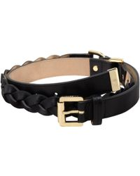 Mulberry B Braided Belt - Lyst