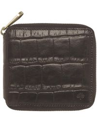 Mulberry Mens Zip Around Wallet - Lyst