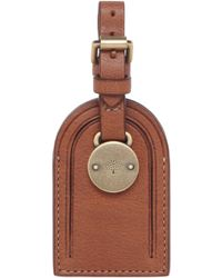 Mulberry - Luggage Tag - Lyst