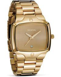 Nixon The Player Watch 40mm - Lyst
