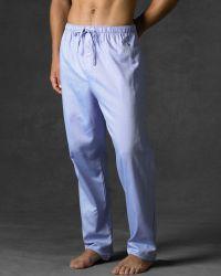 Ralph Lauren Polo Pajama Pant - Lyst