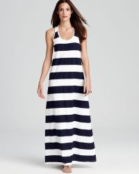Tommy Bahama - Big Stripe Long Tank Swimsuit Cover Up Dress - Lyst