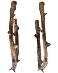 Alkemie - Thorn Hoop Earring - Lyst