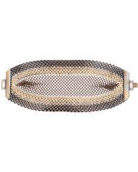 Laura B - Chainlace Belt - Lyst