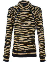 Bernhard Willhelm - Tiger Print Sweater - Lyst