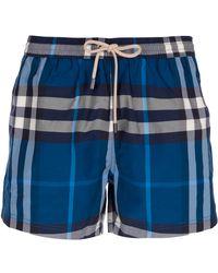Burberry Brit - Brinn Swim Shorts - Lyst