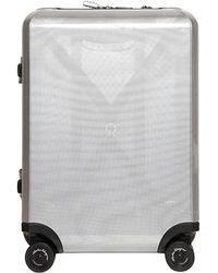 Ferragamo - See Through Luggage - Lyst