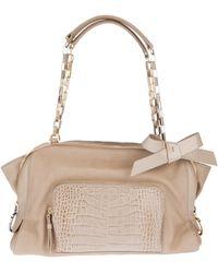 Paule Ka - Chain Handle Bag - Lyst