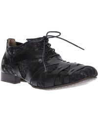Malloni - Laceup Shoe - Lyst