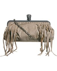Echo - Religion Majestic Crown Clutch Bag - Lyst