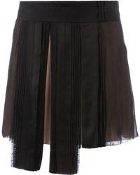 Sharon Wauchob - Layered Skirt - Lyst