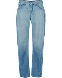 Theyskens' Theory - Panette Jeans - Lyst