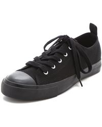 Cheap Monday - Base Low Top Sneakers - Lyst