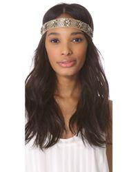 Dauphines of New York - Sun Goddess Headband - Lyst