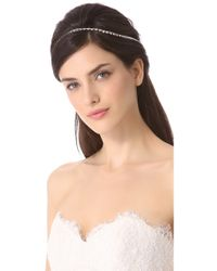 Dauphines of New York - Once in A Lifetime Headband - Lyst