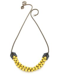 Giles & Brother - Long Garland Necklace - Lyst