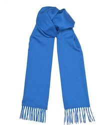 Harrods - Pure Cashmere Scarf - Lyst