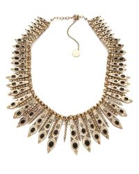 House of Harlow 1960 - Gypsy Feather Necklace - Lyst