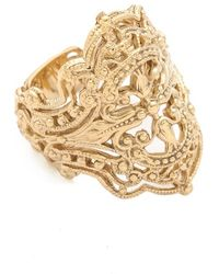 Iam By Ileana Makri - Chantilly Ring - Lyst