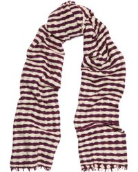 Isabel Marant Brunella Cashmere Scarf - Lyst