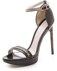 Jason Wu - Jerry Ankle Strap Heeled Sandals - Lyst