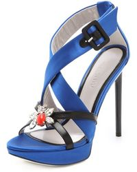 Jason Wu - Marisa Platform Sandals - Lyst