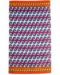 Jonathan Adler - Aegean Waves Beach Towel - Lyst