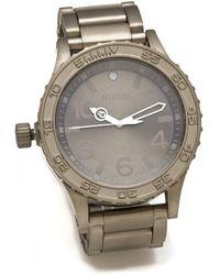 Nixon The Titanium 5130 Watch - Lyst