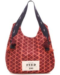 Rachel Roy Limited Edition Feed India Tote Bag - Lyst