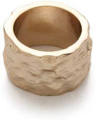 Rose Pierre - Banyan Tree Bark Cigar Ring - Lyst