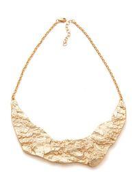 Rose Pierre - Banyan Tree Bark Collar Necklace - Lyst