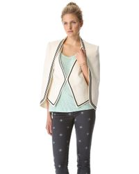 Sass & Bide - This Is Pop Capelet - Lyst