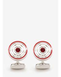Tateossian Bullseye Cufflinks - Lyst