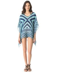 Theodora & Callum - Zanzibar Cover-Up Top - Lyst
