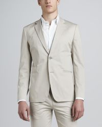 Theory Suit Jacket Seed - Lyst