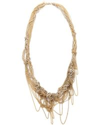 Tom Binns - Uber Urban Tangled Chains Necklace - Lyst