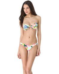 Zimmermann Brightside Floating Underwire Bikini - Lyst