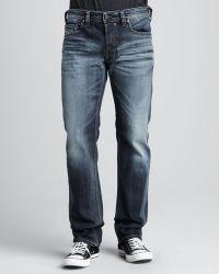 Diesel Safado Faded Jeans - Lyst