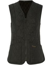 Barbour Betty Interactive Gilet - Lyst