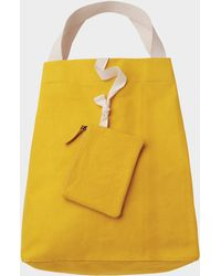 Toast Canvas Beach Bag - Lyst