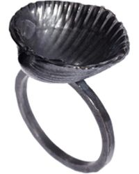 Daisy Knights - Shell Ring - Lyst
