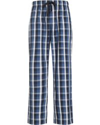 John Lewis - Stripe Shorts And T-shirt Pyjama Set - Lyst