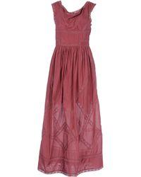 Bolongaro Trevor Long Dress - Lyst