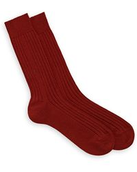 Hermes Mens Socks - Lyst