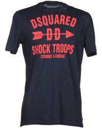 DSquared² Tshirt - Lyst