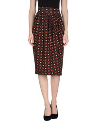 Stephan Janson | 3/4 Length Skirt | Lyst