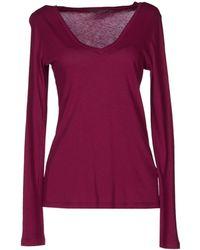 Velvet By Graham & Spencer Long Sleeve Tshirt - Lyst