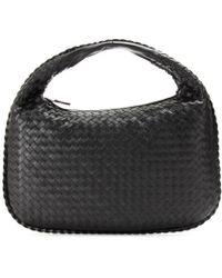 Bottega Veneta Veneta Intrecciato Leather Tote - Lyst