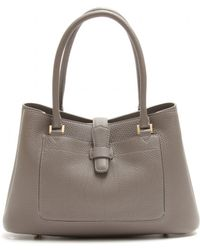 Loro Piana - Bellevue Leather Tote - Lyst
