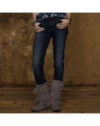 Ralph Lauren Byrd Skinny Jeans - Lyst